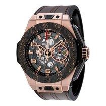 Hublot Mens 401.OJ.0123.VR BigBang Ferrari King Carbon Watch