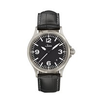 Sinn 556 A with leather strap NEW