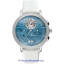 Blancpain Women Steel 39mm Mother of pearl Roman numerals United States of America, California, Newport Beach