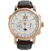A. Lange & Söhne Datograph Perpetual Calendar | pink gold |...