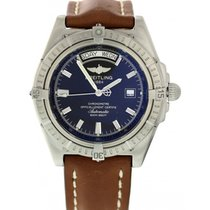 Breitling Windrider A45355 Stainless Steel Automatic