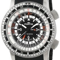 Fortis Steel Automatic 669.10.31K new United States of America, New York, New York City
