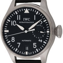 IWC : Big Pilot 7-Day :  IW500401 :  Stainless Steel