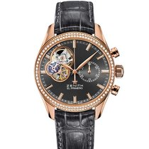 Zenith Rose gold 38mm Automatic 22.2150.4062/91.C752 new