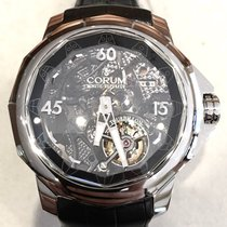 Corum Admiral's Cup (submodel) Titanium 45mm Transparent United States of America, Florida, Tavernier
