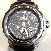 Corum 45mm Manual winding 2018 new Admiral's Cup (submodel) Transparent