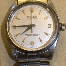 Rolex Oyster Perpetual Automatic Explorer dial