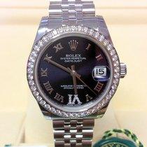 Rolex Lady-Datejust новые 2017 Автоподзавод Часы с оригинальными документами и коробкой 178384