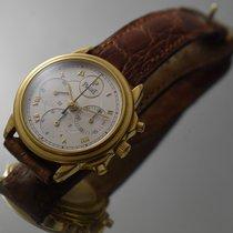 Piaget Full Set Gouverneur Chronograph 18k gold, 1996