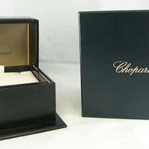 Chopard Schmuckbox blau mit Umkarton,  medium