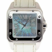 Cartier Santos 100 Steel 35.6mm United States of America, Florida, 33132
