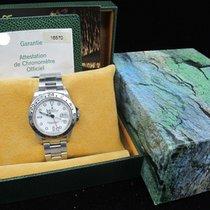 劳力士  EXPLORER 2 16570 White Dial (No Hole Case) with Box and...