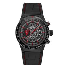 TAG Heuer Carrera Calibre HEUER 01 Manchester United Red Devil