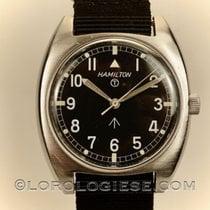 Hamilton – W10 British Military Original 1973 Watch – Cal. 649