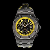 Audemars Piguet Royal Oak Offshore Chronograph gebraucht 42mm Carbon