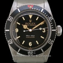 Rolex 6538 Steel Submariner (No Date) 40mm