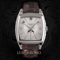 Patek Philippe Gondolo White gold 51mm Silver Arabic numerals