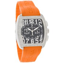 Officina del Tempo Marrakech 2 Diamond Chronograph Watch...