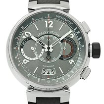 Louis Vuitton Tambour Vo Wires Q102n Chronograph 888 Limited...