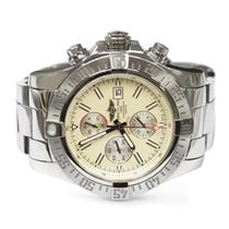 Breitling Steel Automatic No numerals 48mm pre-owned Super Avenger II