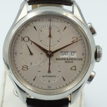Baume & Mercier Steel 43mm Automatic 10129 pre-owned United States of America, California, Costa Mesa