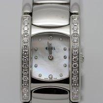 Ebel 19mm Quartz 2000 pre-owned Beluga Mother of pearl