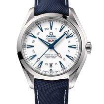 Omega Seamaster Aqua Terra Titane 43mm Blanc