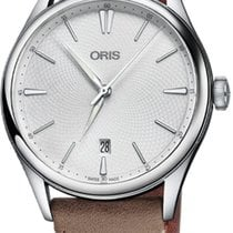 Oris Artelier Date Steel 40mm Silver No numerals United States of America, Texas, FRISCO