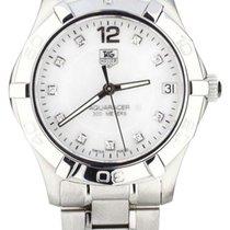 TAG Heuer Women's watch Aquaracer Lady 32mm Quartz pre-owned Watch with original box