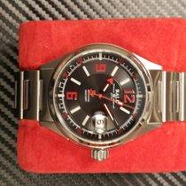 Ball Fireman Racer Steel 40mm Black Arabic numerals