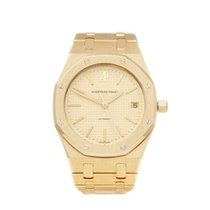 Audemars Piguet Royal Oak Yellow gold 36mm Champagne United Kingdom, Bishop's Stortford