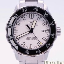 IWC Aquatimer Automatic 2000 new 2019 Automatic Watch with original box and original papers IW356809