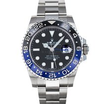 Rolex GMT-Master II Steel 40mm Black No numerals United States of America, Maryland, Baltimore, MD