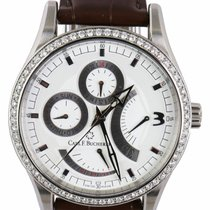Carl F. Bucherer Steel 40mm Automatic 00.10901.08.26.11 pre-owned