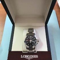 Longines Conquest L3.687.4.56.6 2016 rabljen