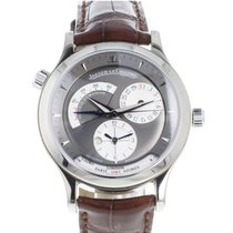Jaeger-LeCoultre Master Geographic Or blanc 38mm France, Lyon