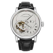 A. Lange & Söhne Platinum 41.9mm Manual winding 760.025 pre-owned United States of America, Connecticut, Greenwich