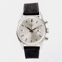 Heuer Steel 36mm Manual winding 3147S pre-owned United Kingdom, Guildford,Surrey