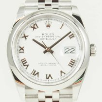 Rolex Datejust Steel 36mm White Roman numerals United States of America, California, Newport Beach, Orange County