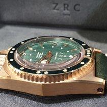ZRC GF44135 Neuve Bronze 40.5mm Remontage automatique France, Pithiviers