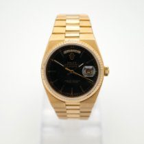 Rolex Day-Date Oysterquartz Yellow gold 36mm Black No numerals United States of America, California, Marina Del Rey
