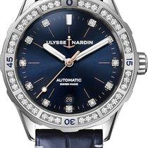 Ulysse Nardin Lady Diver new 2021 Automatic Watch with original box 8163-182B.1/13