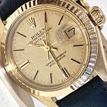 Rolex Or jaune Remontage automatique Or Sans chiffres 26mm occasion Lady-Datejust