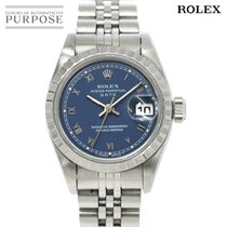 Rolex Oyster Perpetual Lady Date 69240 Good Steel 25mm Automatic