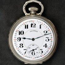 Illinois Sangamo Special Railroad Pocket Watch