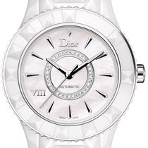Dior VIII Steel 41.8mm Mother of pearl United States of America, New York, Brooklyn