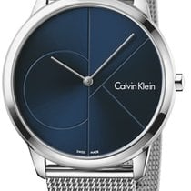 ck Calvin Klein Ατσάλι 40mm Χαλαζίας K3M2112N καινούριο
