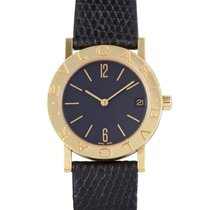 Bulgari BVLGARI-BVLGARI Yellow Gold Watch BB30GLD