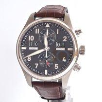 IWC Fliegeruhr Spitfire Ewiger Kalender Digitales Datum