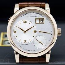 A. Lange & Söhne 101.032 Lange 1 18K Rose Gold Silver Dial...